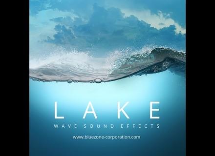 Bluezone Lake Wave Sound Effects