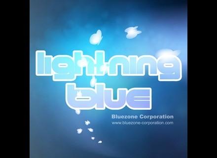 Bluezone Lghtning Blue