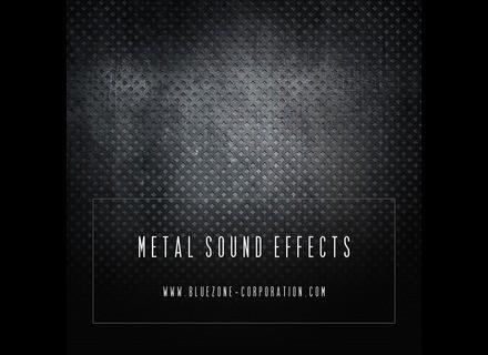 Bluezone Metal Sound Effects