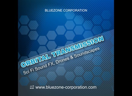 Bluezone Orbital Transmission: Sci-Fi Sound Effects & Soundscapes