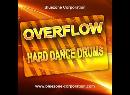 Bluezone Overflow: Hard Dance Drums