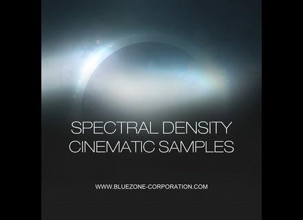 Bluezone Spectral Density - Cinematic Samples