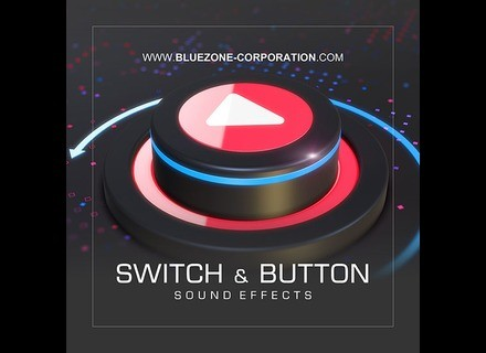 Bluezone Switch and Button Sound Effects