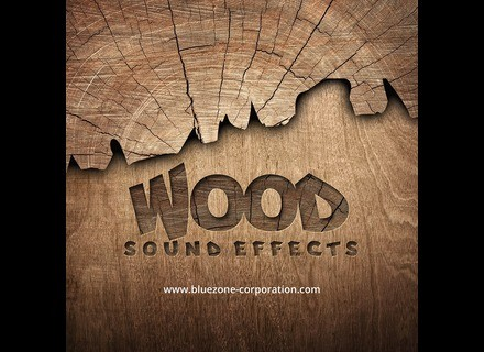 Bluezone Wood Sound Effects