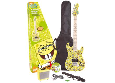Bob l'Eponge Electric Guitar Pack