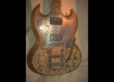 Bolino Custom Gibson SG Special Modifiée