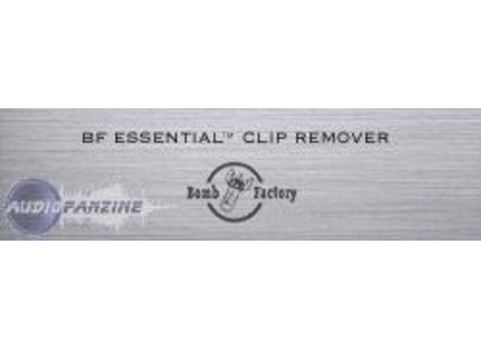 Bomb Factory Essential Clip Remover