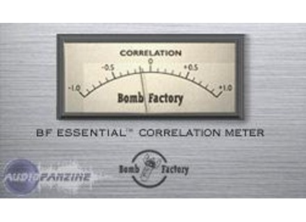 Bomb Factory Essential Correlation Meter
