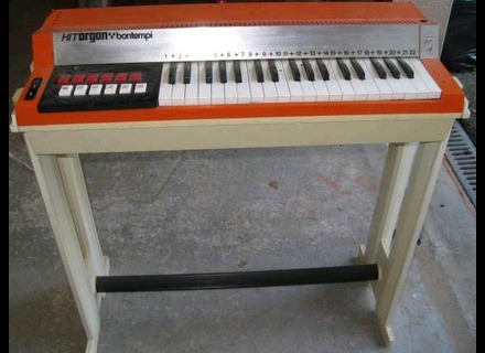 Bontempi Hit Organ 3 Octaves