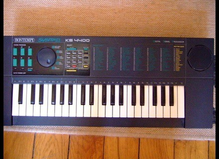 Bontempi ks 4400