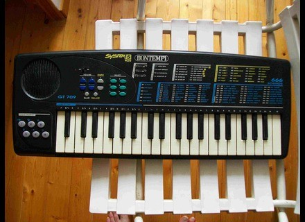 Bontempi System 5 PLUS GT 709