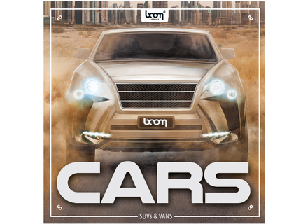 Boom Library Cars - SUVs & Vans