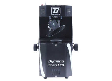BoomToneDJ Dymano Scan LED