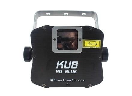 BoomToneDJ KUB 80 Blue