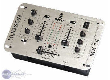 Boost Hudson MX-14