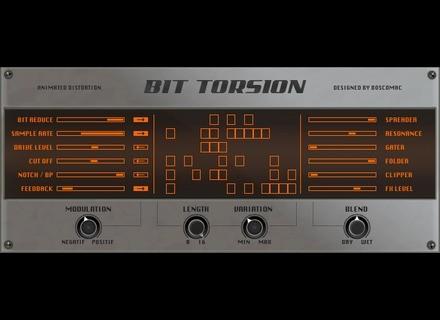 Boscomac Bit Torsion