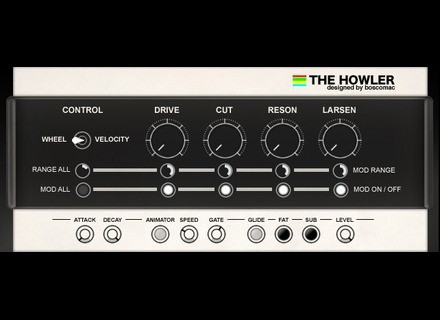 Boscomac The Howler