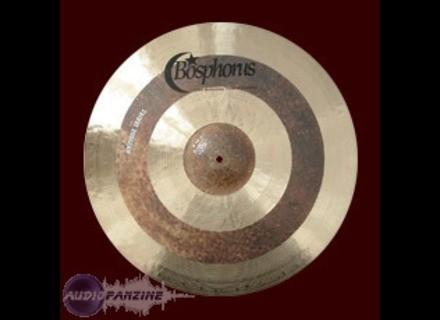 Bosphorus Antique Thin Crash 15