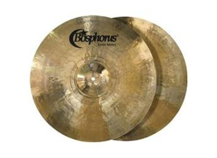 Bosphorus Gold HiHat 13""