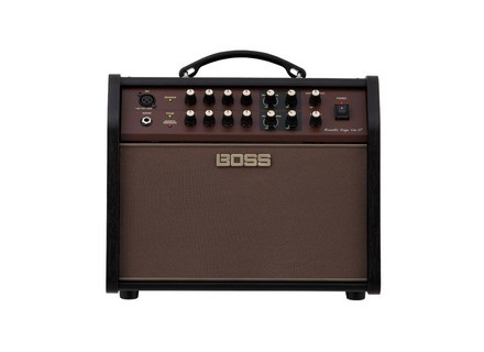Boss Acoustic Singer Amplifiers