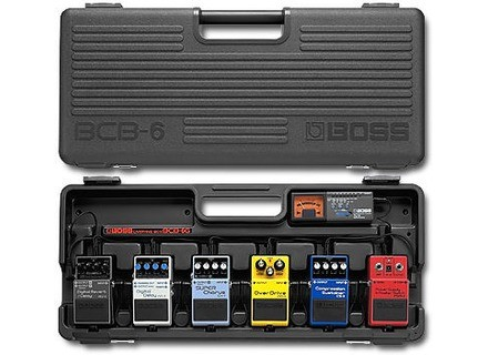 Boss BCB-6 Pedal Board