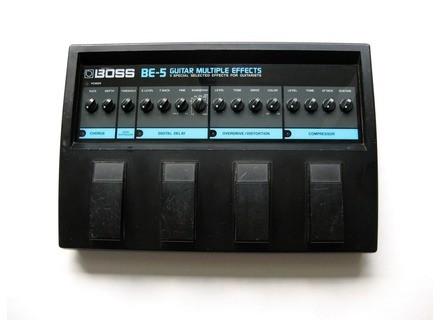 Boss BE-5 Guitar Multiple Effects