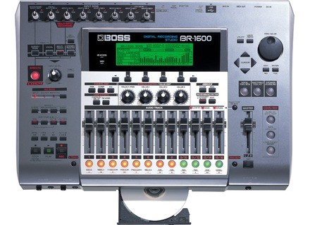 Boss BR-1600CD Digital Recording Studio