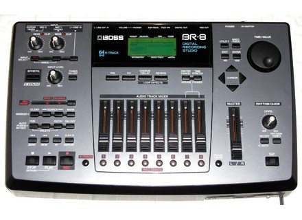 Boss BR-8 Digital Recording Studio