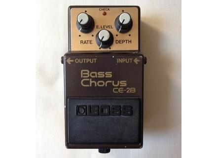 Boss CE-2B Bass Chorus