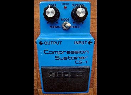 Boss CS-1 Compression Sustainer