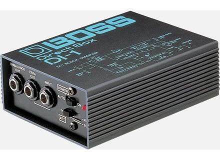 Boss DI-1 Direct Box