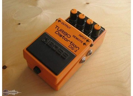 Boss DS-2 TURBO Distortion (Japan)