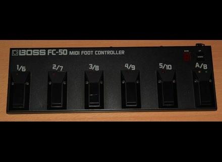 Boss FC-50