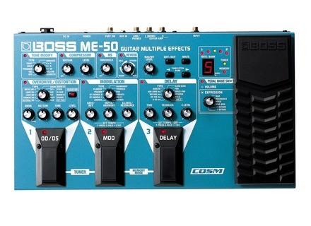 Boss ME-50