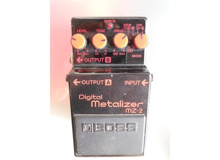 Boss MZ-2 Digital Metalizer