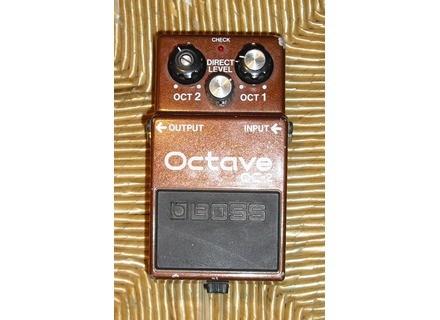 Boss OC-2 Octave (Japan)