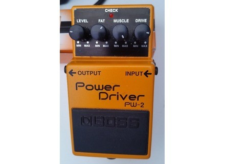 Boss PW-2 Power Driver