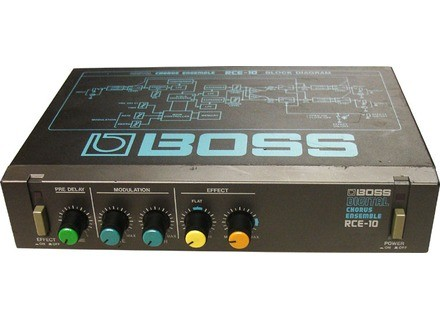 Boss RCE-10 Digital Chorus Ensemble