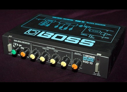 Boss ROD-10 Overdrive/Distortion