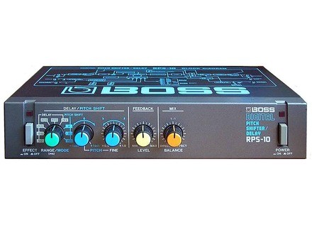 Boss RPS-10  Digital Pitch Shifter/Delay