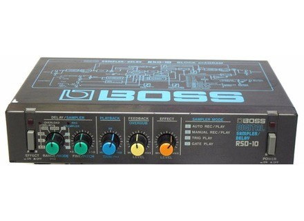Boss Micro Rack