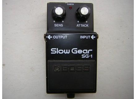 Boss SG-1 Slow Gear