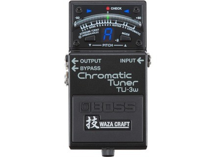 Boss TU-3W Chromatic Tuner