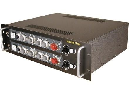 Boutique Audio Neve 2 Module Rack