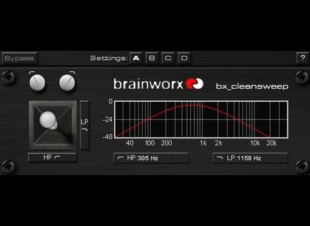 Brainworx bx_cleansweep