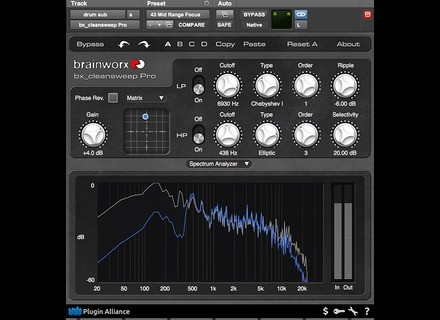 Brainworx bx_cleansweep Pro