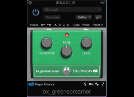 Brainworx bx_greenscreamer