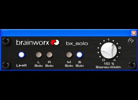 Brainworx bx_solo [Freeware]