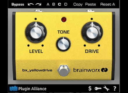 Brainworx bx_yellowdrive
