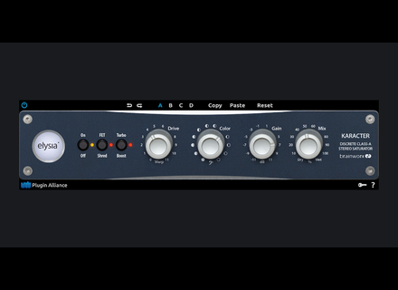 Brainworx Karacter Plug-In